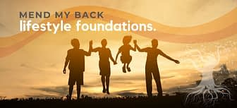 Lifestyle Foundations - Mend My Back Official
