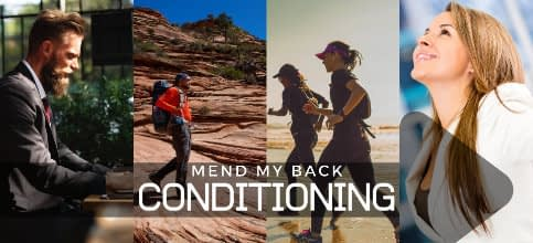 Mend My Back Conditioning Program